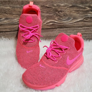 New Nike Presto Fly SE Hot Pink Running Shoes